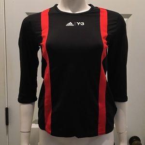 Adidas Roland Garros Y-3 3/4 Length Tee